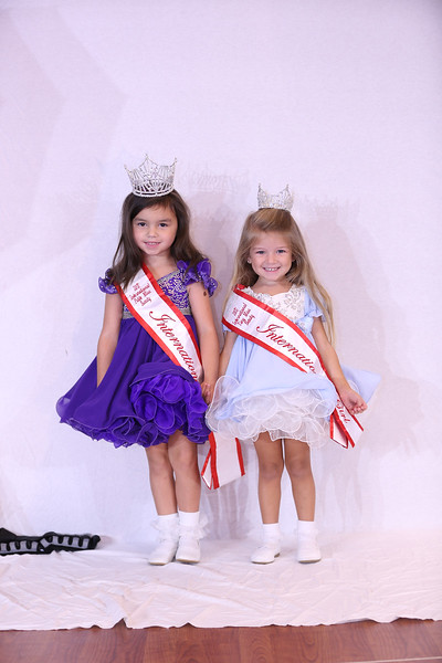 Young Girl Pageant Winners
